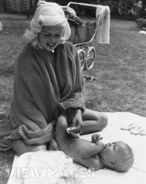 Jayne & Baby